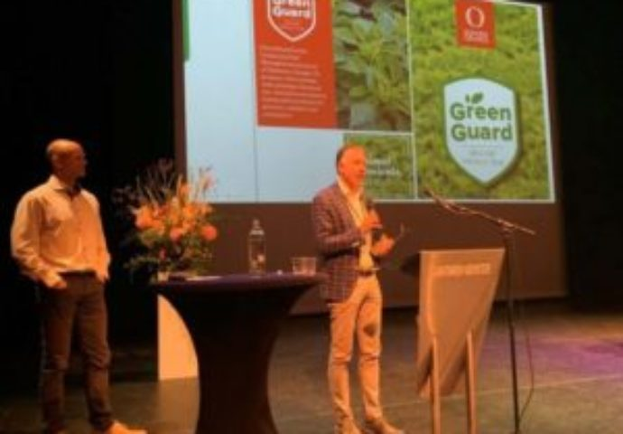 Shareholder Dümmen Orange gets The Plantum Sustainability price
